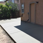 Patio Removed And Replaced In Vacaville