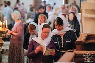 Литургия в Хутынском монастыре 210