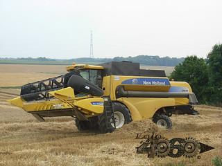 New Holland Cs 640-003