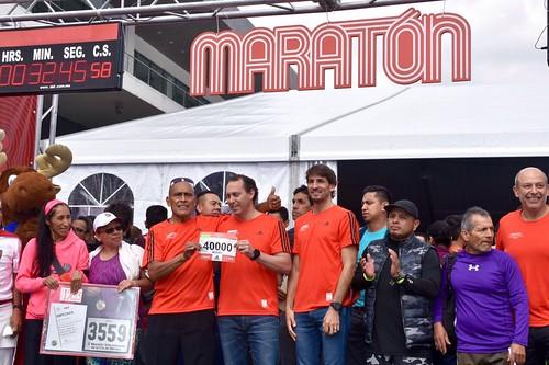 Expo Maratón de la Ciudad de México 2017