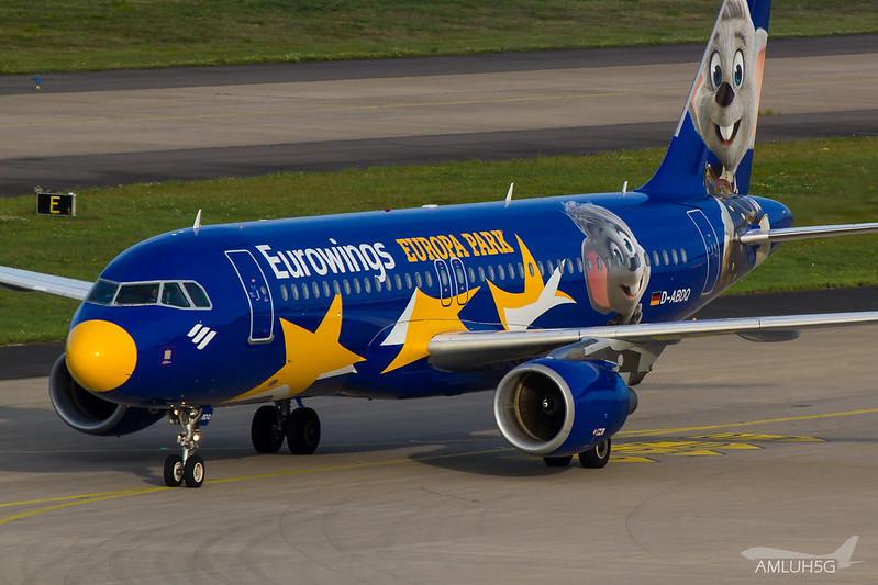 Eurowings - A320 - D-ABDQ (2)