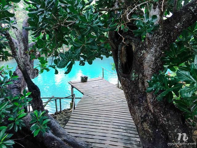 Du lịch bụi Vanuatu (3): Hồ nước xanh Blue Lagoon, Efate, Vanuatu