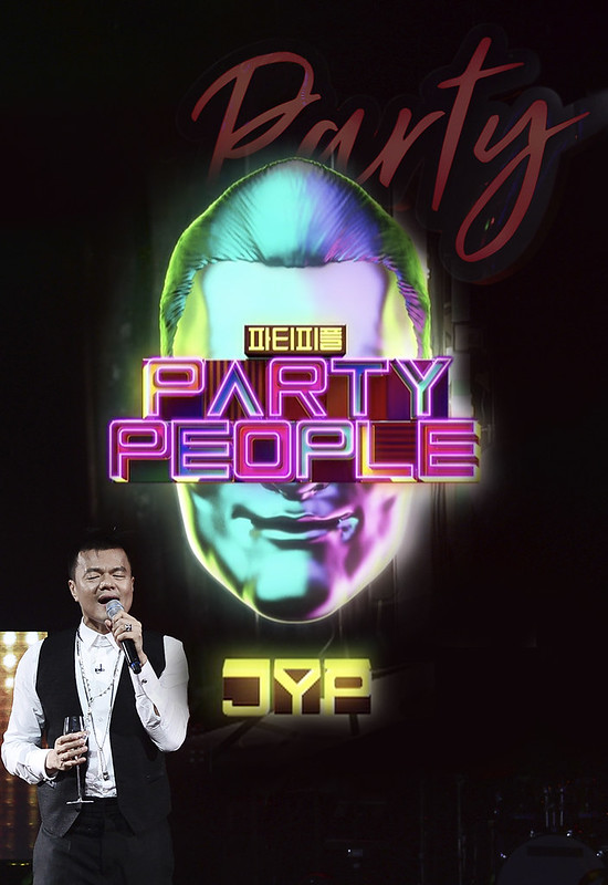 JYP's Party People (2017)