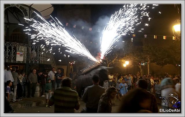 #BriviescaFiestas17 Verbenas y Toro de fuego (4)