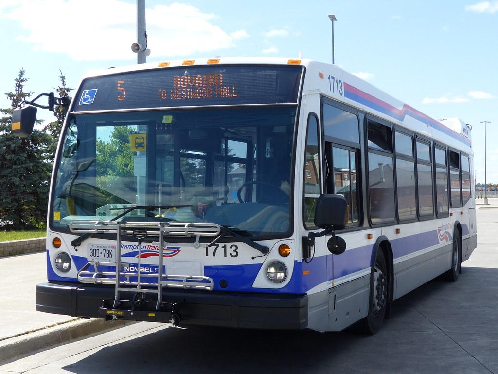 Brampton Transit #1713