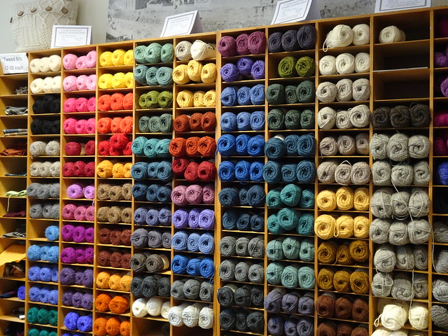 Every Colour of Wool