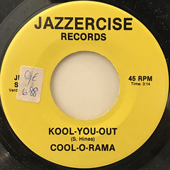 CCOL-O-RAMA:KOOL-YOU-OUT(LABEL SIDE-A)