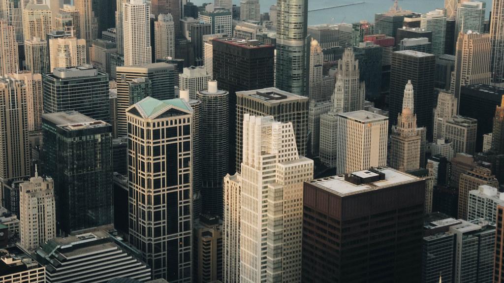 Rascacielos de Chicago