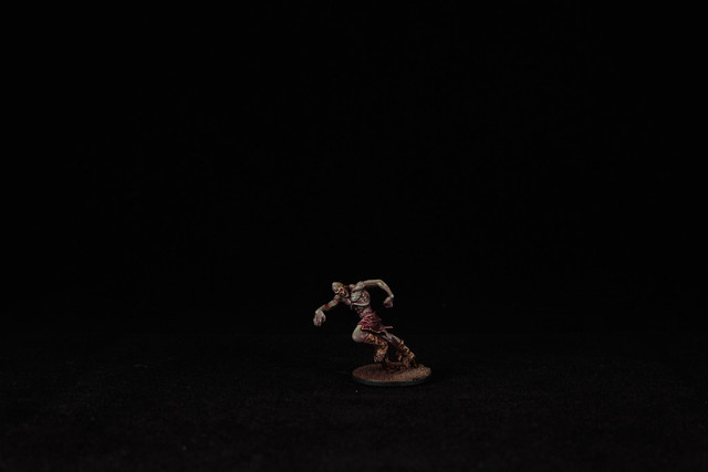 ZOMBICIDE- Black Plague - Runner .003