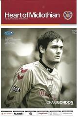 Heart of Midlothian v Rangers 20061119