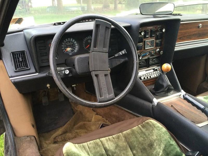 1974 Lotus Elite 502