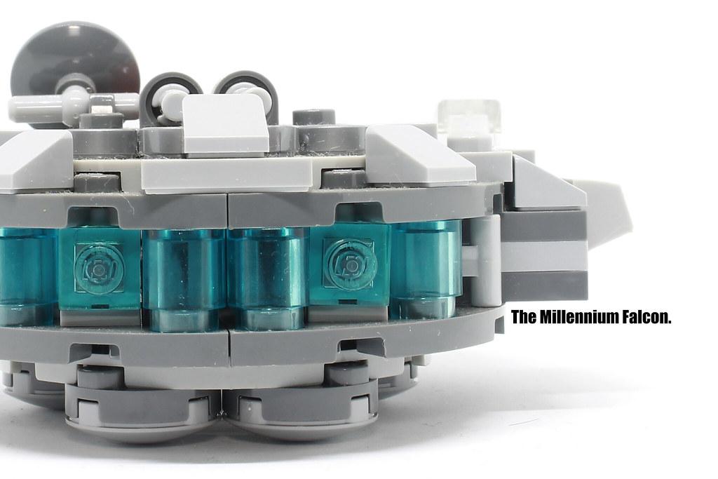 Review 75030 Millennium Falcon Lego Reviews