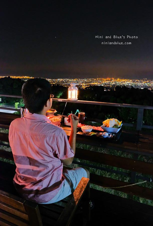 台中夜景亟餐廳庭園餐廳24