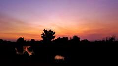 Sunset | Stevenson | Merced River
