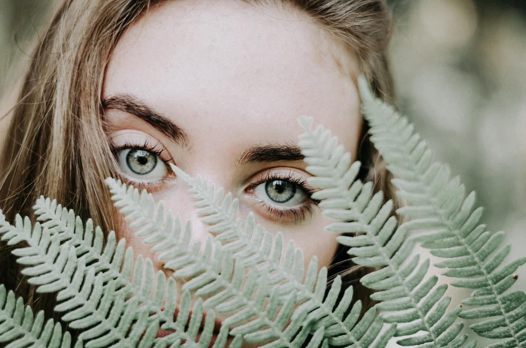 green gaze