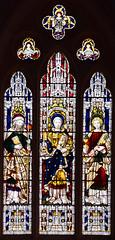 St James, St Peter, St John (Clayton & Bell, 1902)