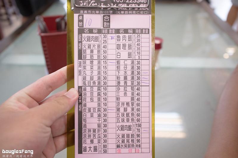 【食記】嘉義市阿宏師火雞肉飯 (15)