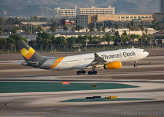 Thomas Cook - Airbus A330-243 - G-VYGK