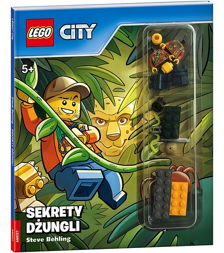 LEGO City Jungle Sekrety Dżungli 00
