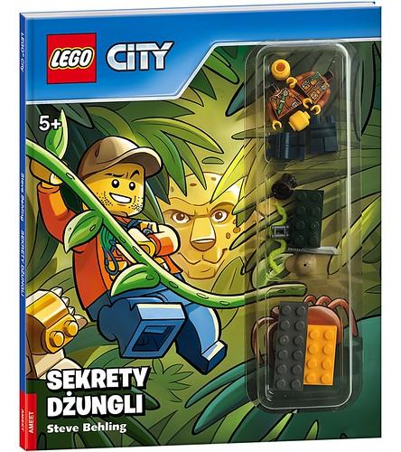 LEGO City Jungle Sekrety Dżungli 00
