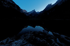 Blue hour at Seealpsee