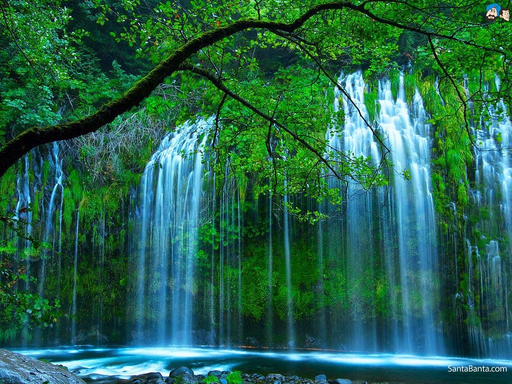 62 Lukisan Pemandangan Alam Terindah Di Dunia HD