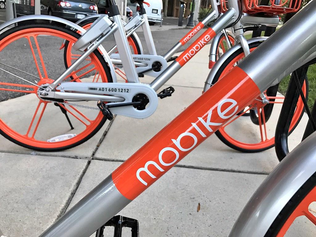 Mobike comes to DC