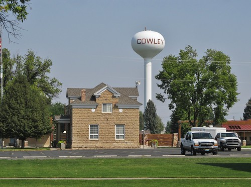 Cowley, Wyoming