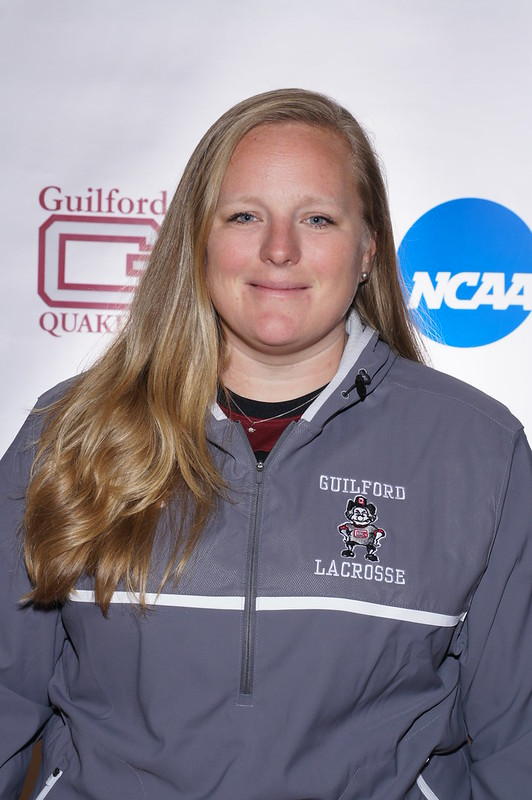 Charlotte Dixon - Guilford Womens Lacrosse