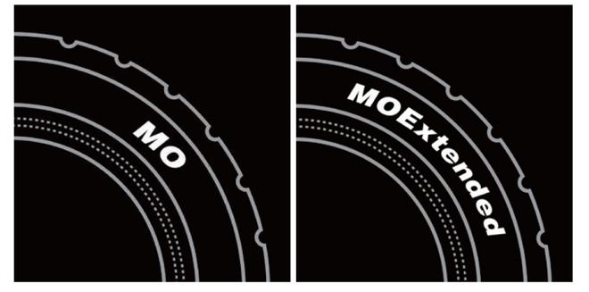 最基本的原廠配胎為MO,代表了原廠配備標準胎;MOE為失壓續跑胎,提供安全性與機動性並於輪胎失壓狀態提供暫時性的行駛功能;MO1是原廠性能配胎,乃是專屬AMG的高性能用胎