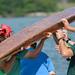 Oxford Regatta - Log Canoes-6