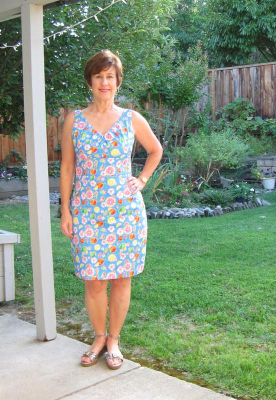 citrus dress v2