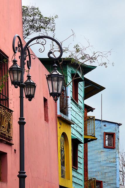 Colorful La Boca
