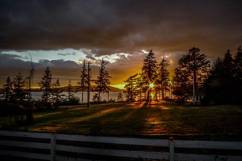 Samish Sunset-2