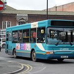 AMN 2212 @ Walsall St Pauls bus station
