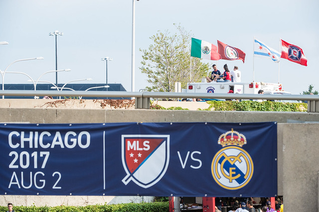 The 2017 MLS All-Star Game