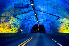 Lærdal Tunnel, Norway
