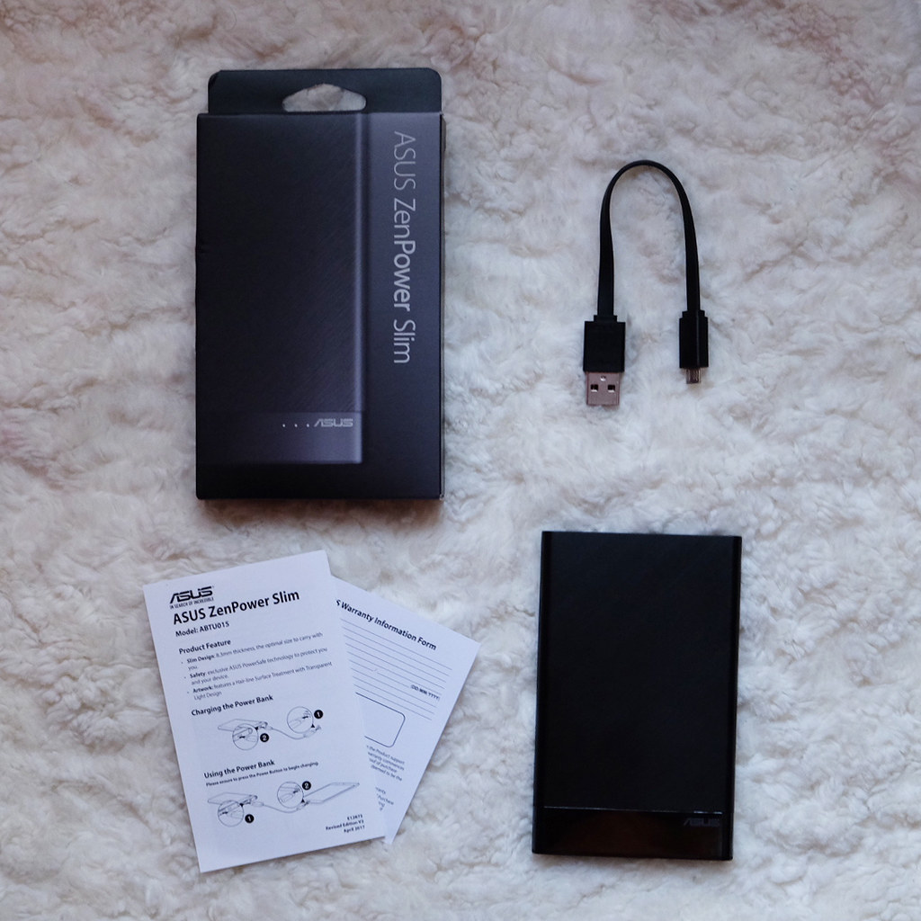 Patty Villegas - The Lifestyle Wanderer - ASUS - ZenPower Slim Review - Philippines - Lazada - Unboxing