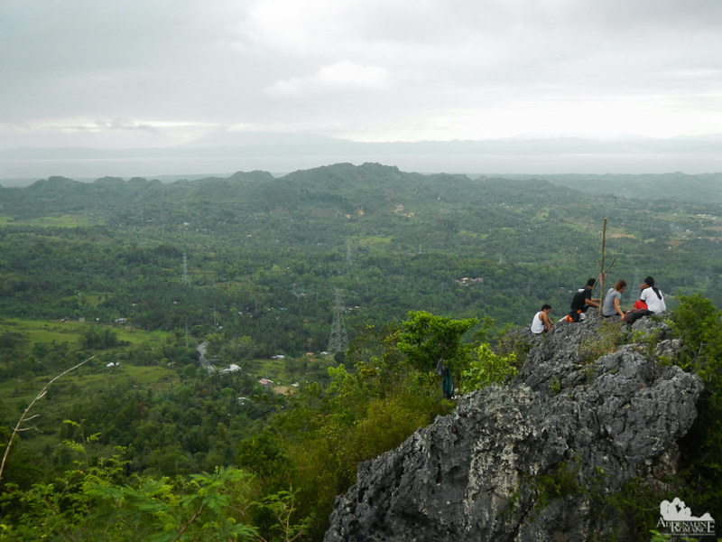 Puting Bato/Bantogan Banog viewing deck