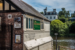 Boathouse, Chester