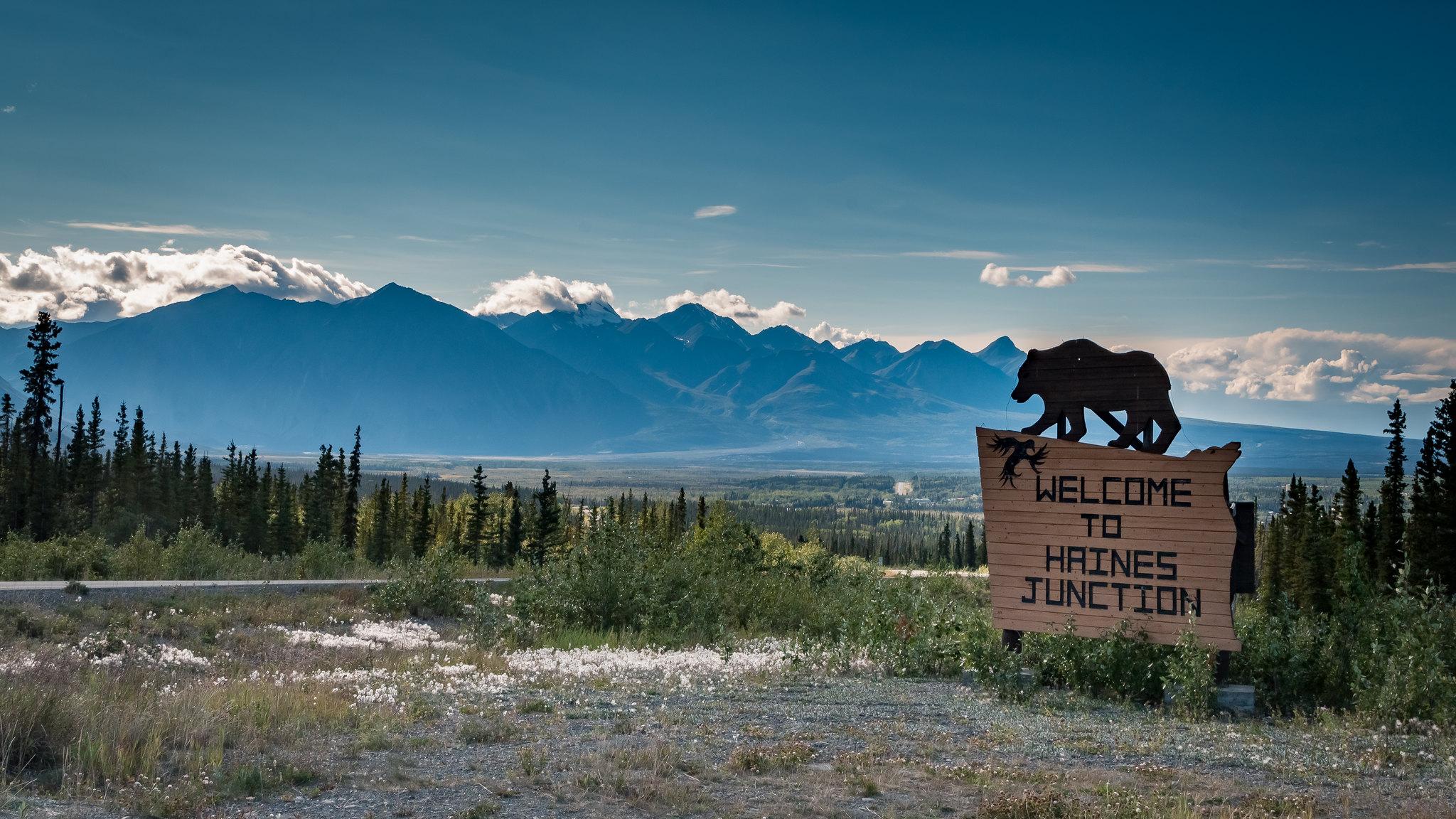 Haines Junction - Yukon - [Canada]
