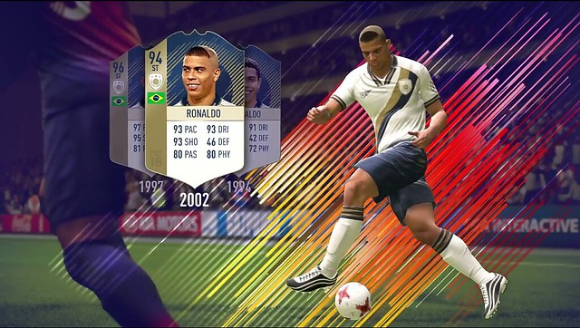 FIFA 18 Ronaldo Icon Card