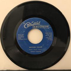 SONNY CRAVER:NIGGER PLEASE!(RECORD SIDE-B)