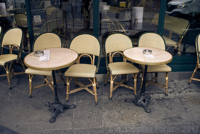 Chaises Gatti ~ Paris, France