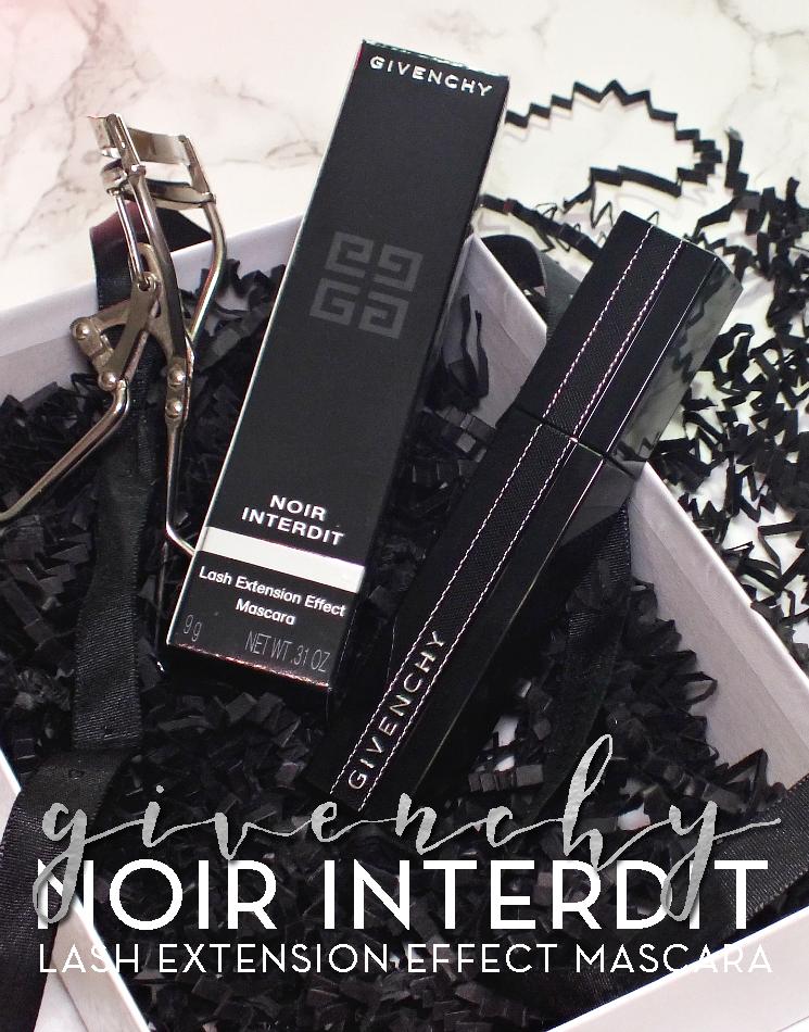 givenchy noir interdit lash extension effect mascara (3)