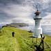 Mykines Lighthouse by rnrobson
