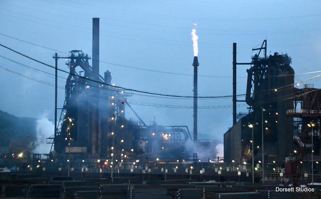 U.S. Steel  Edgar Thomson Plant