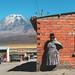 """""""I'll be watching you"""" - Villa Sajama - Bolivia by TLMELO"""