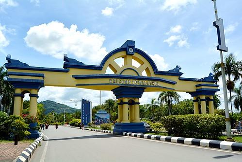 Padangbesar Customs House