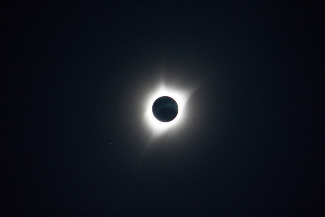 2017 Solar Eclipse: Totality